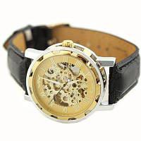 Мужские наручные часы Skeleton Winner (Механика)