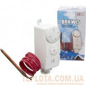Термостат для водонагревателей с капиллярной трубкой BE4HEAT BRH W15