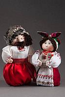 Украинская Национальная Кукла Козак – Милые Украинцы мягкая кукла