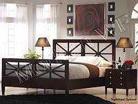 Двухспальная кровать Классик