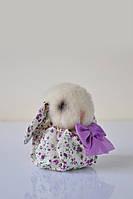 Fluffy Bunny Пушистый кролик мягкая игрушка