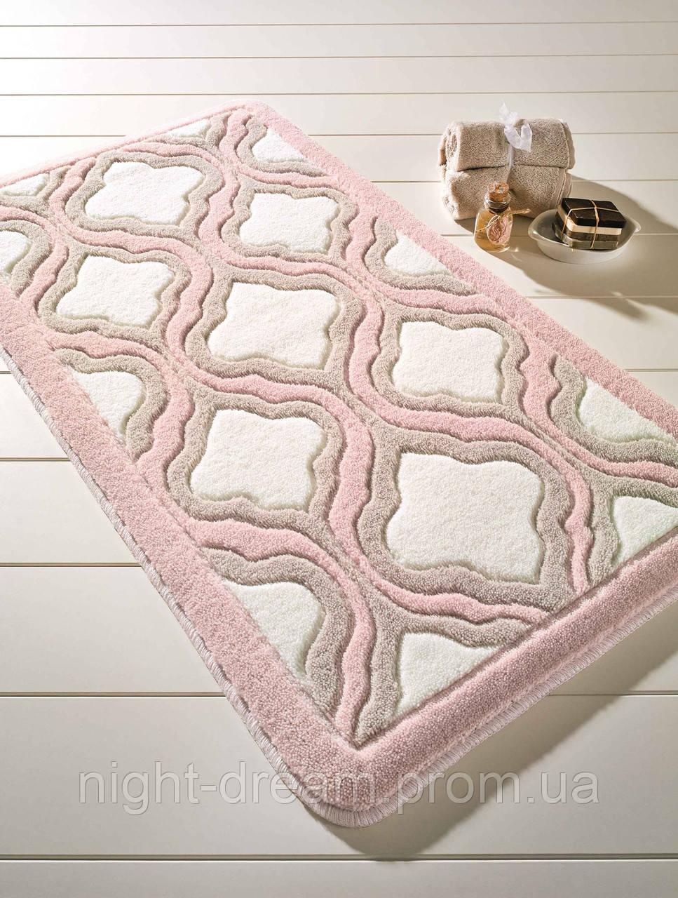 Коврик 80х140 Confetti Bella Tiffany розовый