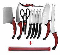 Профессиональный набор кухонных ножей Contour Pro