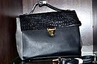 Модная сумка из искусственной кожи