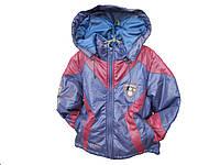 """Деткая демисезонная куртка на мальчика """"Футбол"""""""