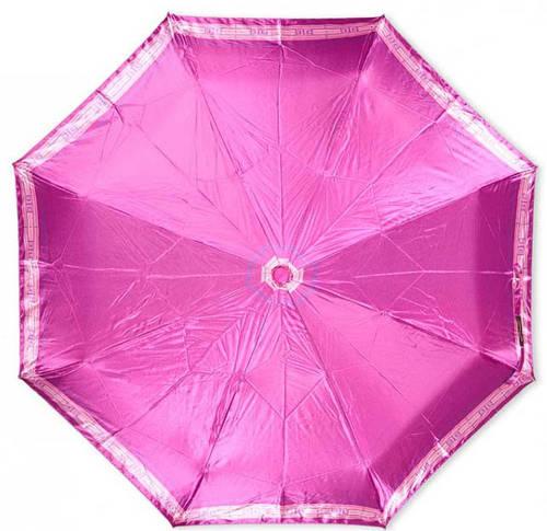 Замечательный женский зонт из понжа, автомат Susino 3970-5