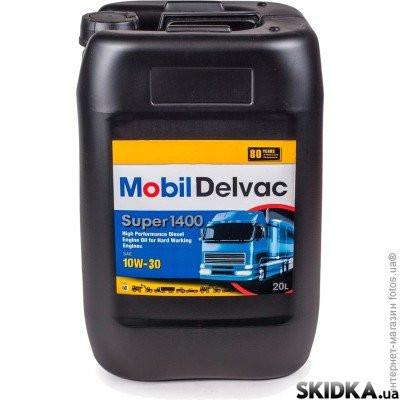 Mobil Delvac 1400