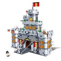 Конструктор BANBAO Замок Крепость 8260 988дет.
