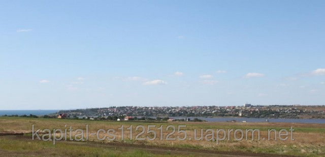 Продажа земли для строительства коттеджей Одесская область