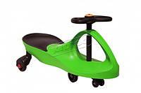Детская машинка-каталка Smart car зелёная