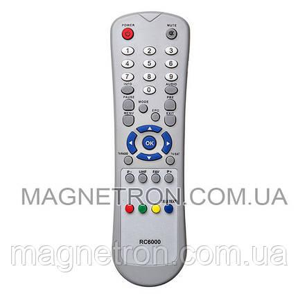 Пульт дистанционного управления для SAT Globo RC6000 ic, фото 2