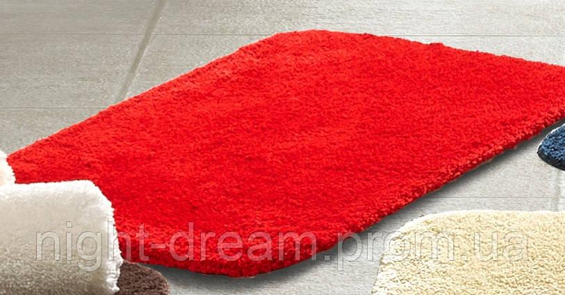 Коврик 55Х60 Confetti Miami красный