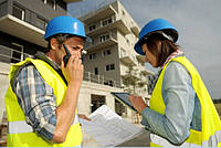 Рации для строительных работ: немного теории