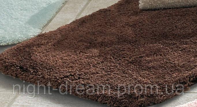 Коврик 60х100 Confetti Miami шоколадный