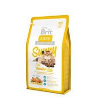 Brit Care Cat Sunny I have Beautiful Hair 7кг- для кошек с красивой шерстью