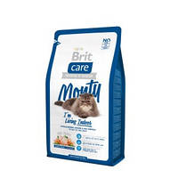 Brit Care Cat Monty I am Living Indoor 7кг -для кошек живущих в помещении