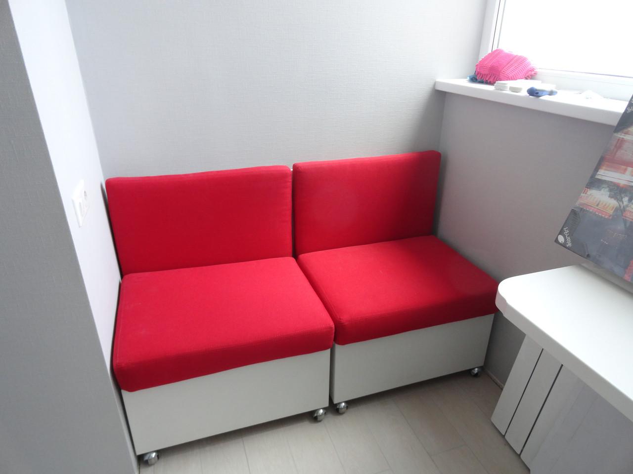 Раскладной диван на лоджию..