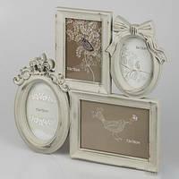 Рамка для фотоколажа на стену в стиле шебби-шик