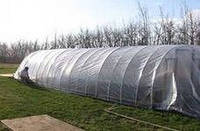 Пленка полиэтиленовая белая, 30 мкм, 1,5 м рукав, 100 м длина