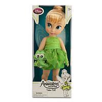 Кукла малышка  Disney Animators фея Динь-Динь