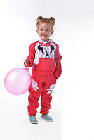 Спортивный костюм микки розовый
