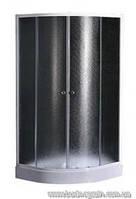 Душевая кабина(угол) с мелким поддоном Fabio 80*80*15(195)