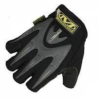Перчатки Mechanix Wear MPACT беспалые V2 Black, фото 1