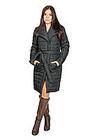 Зимняя куртка женская Севилья (черный), фото 1