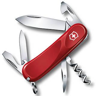 Швейцарский складной нож Victorinox Evolution 10, 23803.E красный