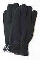 Трикотажные мужские зимние перчатки