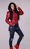 Стеганная женская куртка, женские осенние куртки