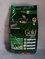 Сухой корм для кошек Nutra Gold (Нутра Голд) Hairball Adult с курицей для вывода шерсти 5 кг