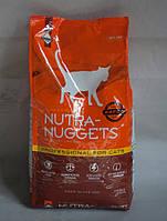 Корм для котов и котят Nutra Nuggets (Нутра Наггетс) Professional 18.14 кг