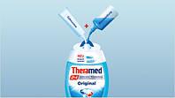 Зубная паста-ополаскиватель 2в1 Theramed Anti- Zahnstein 2in1 Zahncreme+Mundspulung