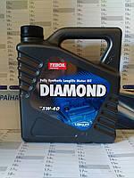 Моторное масло Teboil Diamond 5W-40 (4л.)