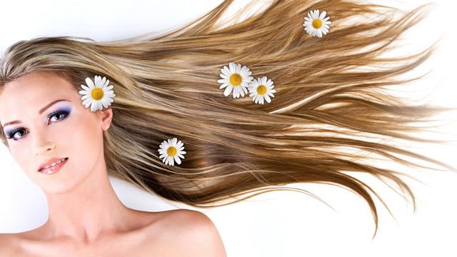 фото девушек с мелированными волосами