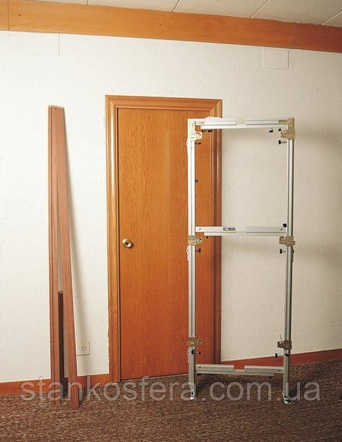 Шаблон для установки дверных коробок своими руками