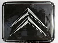 Антискользящий силиконовый коврик на торпедо с логотипом Citroen