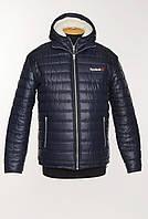 """NEW! Зимняя стеганная куртка """"Reebok kollekcioner"""" на меху."""