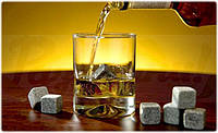 Камни для Виски Whiskey Chilling Cubes