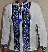 Сорочка мужская вышитая