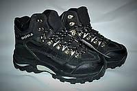 Ботинки BONA зима OK-9210