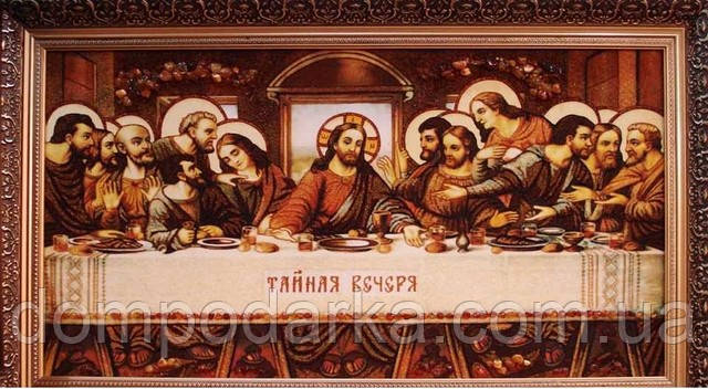 иконы из янтаря: