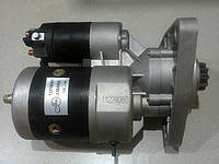 Стартер редукторный 12В 2,7кВт  МТЗ, ЮМЗ,Т-16,Т-25,Т-40 (Jubana)