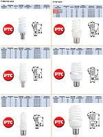 Энергосберегающие лампы. Компактные люминесцентные лампы.