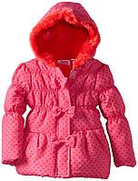 Куртка холодная осень-весна для девочки; 4-5, 5-6 лет