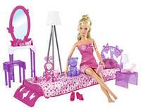 Кукла Steffi в Спальной комнате Штеффи Simba 5730411