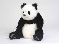 Мягкая игрушка Панда сидящая HANSA 45 см
