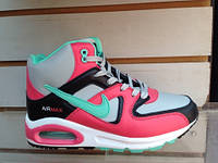 Кроссовки зима с мехом Nike Air MAX код 45611