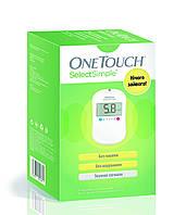 Глюкометр УанТач СелектСімпл (Глюкометр OneTouch® SelectSimple™)